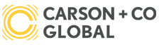 Carson+Co Global Logo